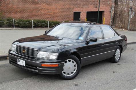1995 lexus ls 400 information and photos zombiedrive