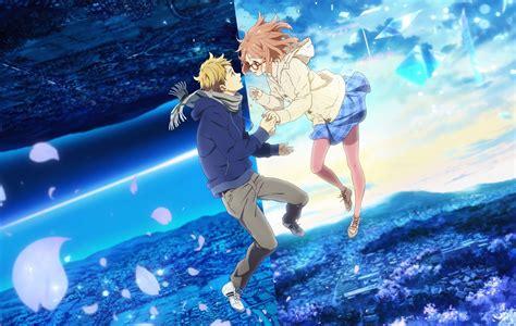 Kyoukai No Kanata Movie Ill Mirai Hen 2015 Kyoukai No Kanata Movie 2 2 I Ll Be Here Mirai Hen Youtube