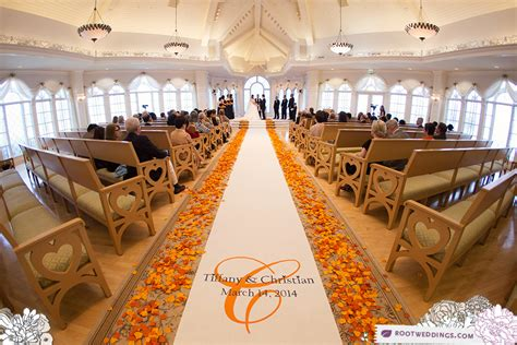 wedding pavilion grand floridian christian wars disney wedding preview