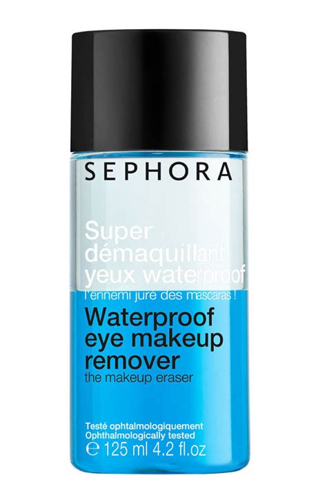 Remover The One Waterproof Eye Make Up product review sephora collection waterproof eye makeup remover the black market