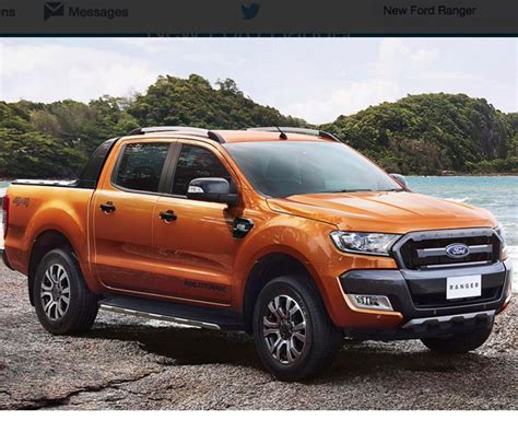 truck ford ranger ford ranger truck may be coming back to us