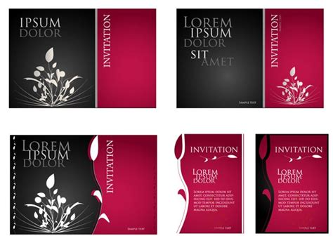 invitation design graphics terasa s blog wedding invitation templates free wedding