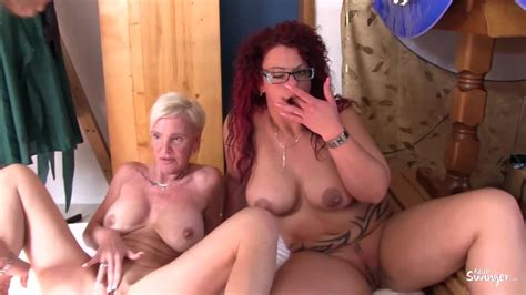 Nasty Ffm Threesome With Mature German Amateur Swingers