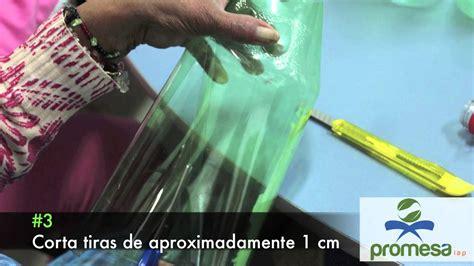 reciclaje de botellas plasticas pet manualidades escoba youtube c 243 mo hacer una escoba con botellas de pet youtube