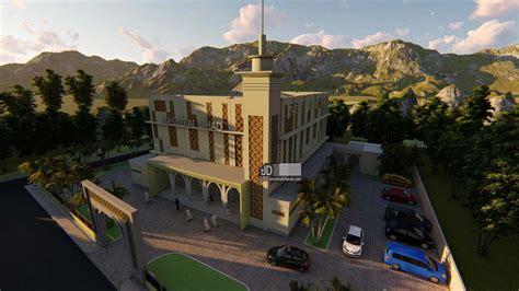 jasa desain masjid  lantai  cikarang bekasi arsitek terbaik