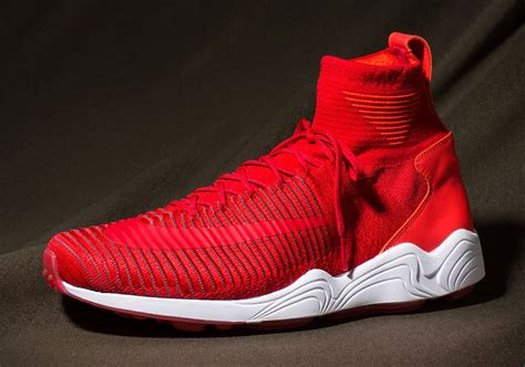 Sepatu Casual Nike Flyknit Made In 06 the nike flyknit mercurial with spiridon soles releases in