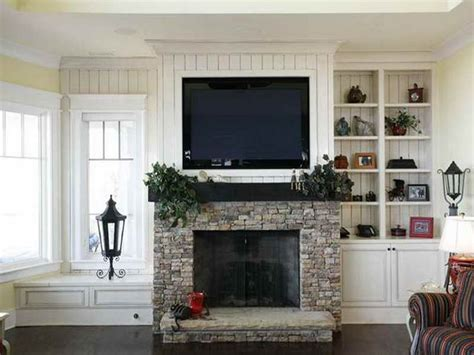 Gas Fireplace And Tv by Best 25 Tv Fireplace Ideas On Fireplaces