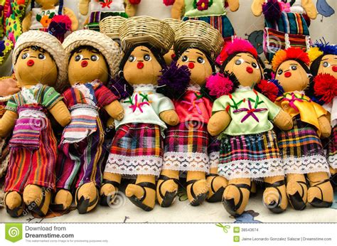 Mexican Handcraft - mexican handcrafts stock photo image of color decoration