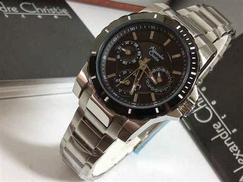 Jam Tangan Wanita Aigner Jjtm168 Chrono Date Active Limited 10 ginda collection new jam tangan alexandre christie ac