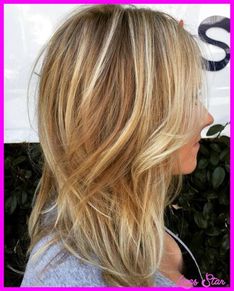 hairstyles blonde foils dirty blonde hair with blonde highlights livesstar com