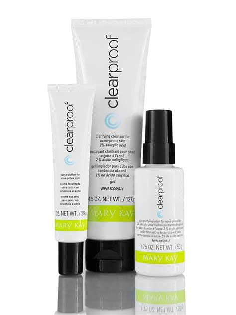 Clear Proof sistema para cutis con tendencia al acn 233 clear proof