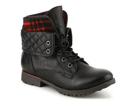 rock and spraypaint boots rock spraypaint quilted combat boot dsw