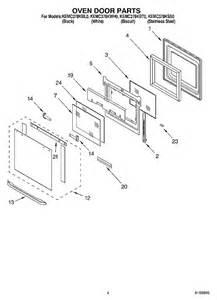 How To Remove Kitchenaid Oven Door by Kitchenaid Oven Door Kitchen Design Photos