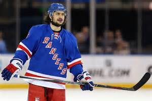 Mats Zucharello by Mats Zuccarello Looks As As New With Rangers New