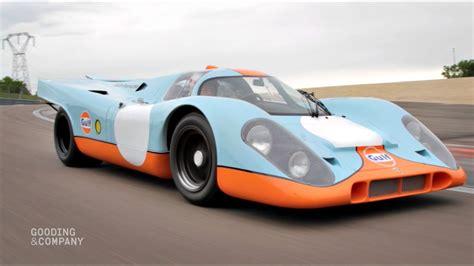 porsche 917k revealed 1970 porsche 917k