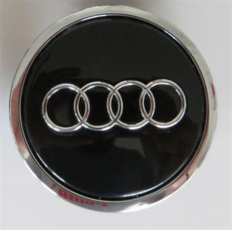 Audi A4 Radkappen by 4 Tappi Radkappe Audi 69mm A3 A4 A5 A6 Tt Rs4 Q5 Q7 S4 A8
