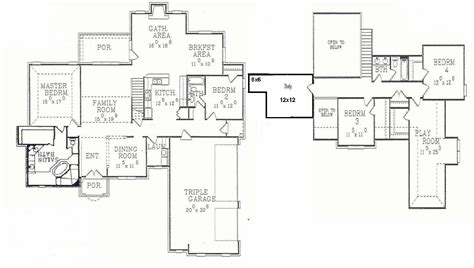 Oakwood Floor Plans | 2000 oakwood mobile home floor plan modern modular home
