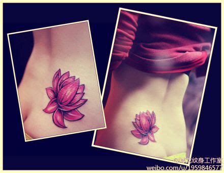 red lotus tattoo and body piercing sexy pure red lotus flower tattoo girl tattoo