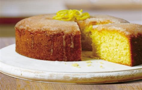 lemon drizzle cake recipes from ocado