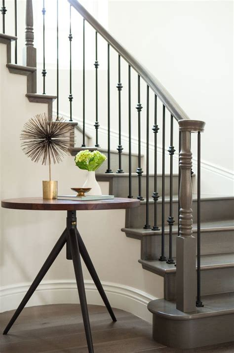 Metal Banister Rails by Best 25 Metal Stair Railing Ideas Only On