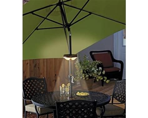 Patio Umbrella Lights Canada 42 Best Images About Backyard Lighting Ideas On