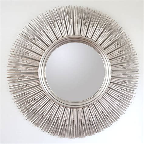 Decorated Mirrors by Inca Sun Mirror By Decorative Mirrors