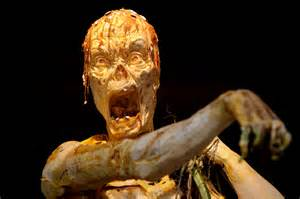New York Botanical Garden Pumpkin Carving Images Of O Lanterns Zombies And Costumes The Eye