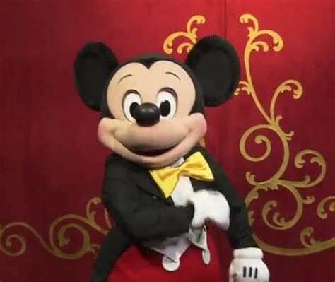 Mickey Mouse Talking L by Two New Of Talking Mickey The Disney