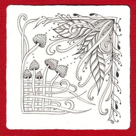 zentangle pattern gust 286 best images about zentangles on pinterest painted