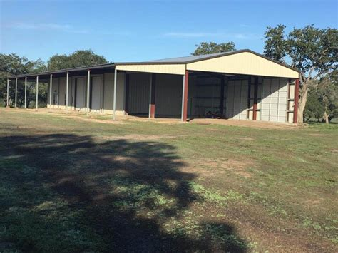 3 Bay Shed by Agricultural Steel Metal Building Erector Contractor