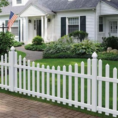 veranda fence veranda pro series 3 5 ft h x 8 ft w white vinyl