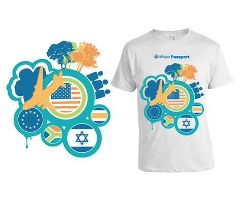 design t shirts for vacation 13 bold playful travel t shirt designs for a travel