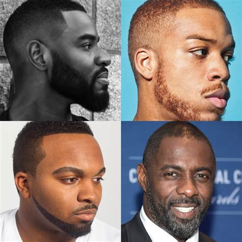 black men beard cut 15 cool black men haircuts to try in 2017 the boards