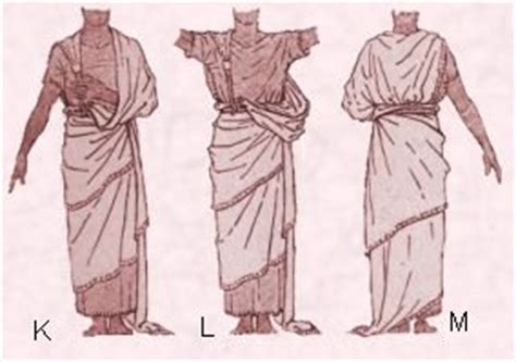history of draping ancient costume early assyrian clothing c800 b c