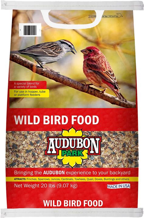audubon park hummingbird food rating audubon park bird food 20 lb bag chewy
