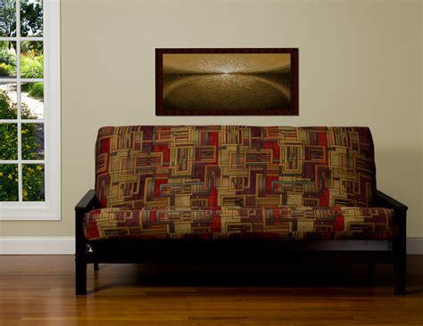 mission futon sleep concepts mattress futon factory amish rustics