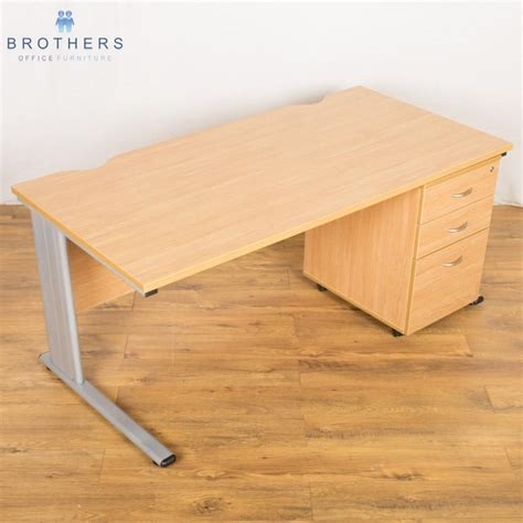 Second Office Desks Uk by Used Second Office Desks Brothers Office Furniture