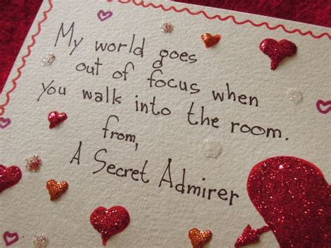 s day secret admirer messages secret admirer by joanne arnett kickstarter