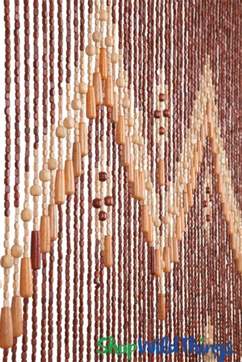 wood bead curtains wooden door beaded curtain multi colored beads