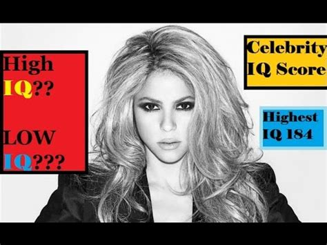 dumbest celebrity iq 11 celebrities with high and low iq scores smartest