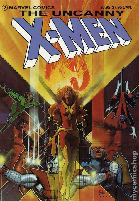 x men dark phoenix saga 0785164219 uncanny x men the dark phoenix saga tpb 1984 marvel 1st edition comic books