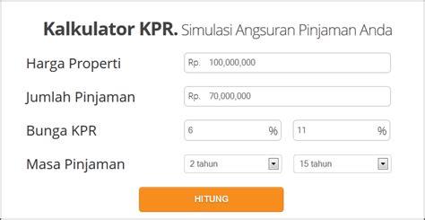 kalkulator kpr kalkulator kpr apa manfaat dan kegunaannya gumoris news