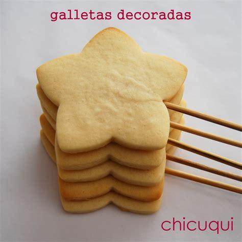 decoracion de galletas trucos y consejos para hacer galletas decoradas chicuqui