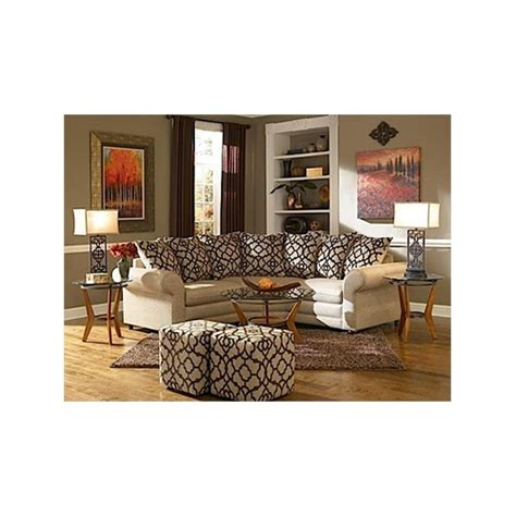 woodhaven living room furniture enjoy a cup of coffee and your favorite book on this espresso ii living room collection from