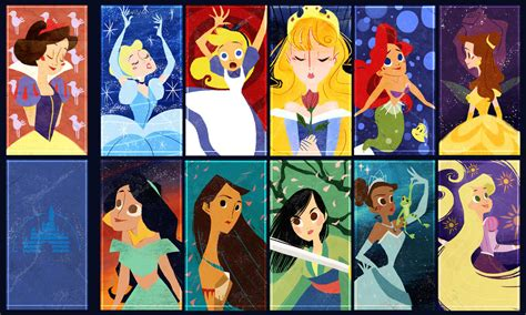 Where To Buy A Disney Gift Card - disney ladies trading cards by the orange one on deviantart