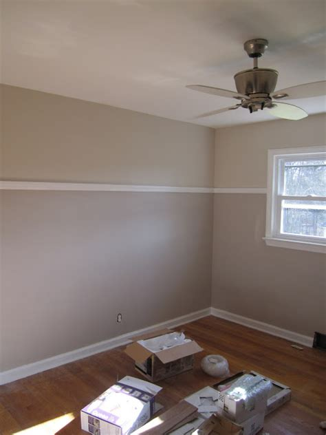 two tone paint bedroom retro ranch reno new developments