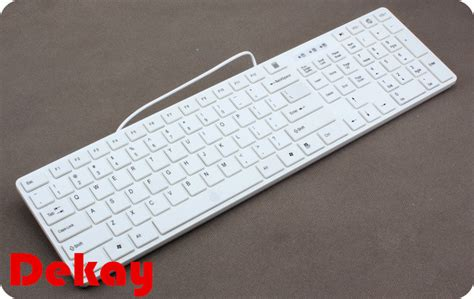 Keyboard Usb Untuk Laptop Chocolate Ultra Thin External Keyboard Notebook Usb Computer Wired Keyboard Slim For Apple