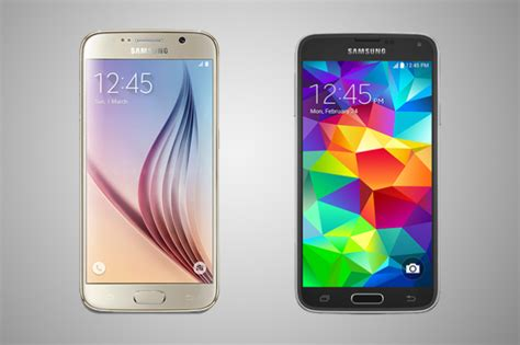 Samsung Galaxy S6 Vs S5 galaxy s6 vs galaxy s5 is samsung s phone better digital trends
