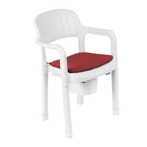chaise toilette chaise de toilette madrigal