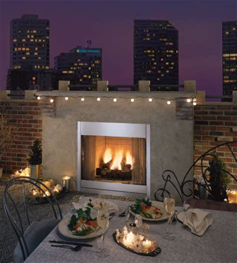 outdoor patio fireplaces propane gas
